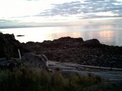 Neck Point in Nanaimo, BC Canada