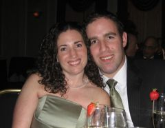 Me and Mere at our cousin's wedding