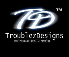 Troublez Designs Logo