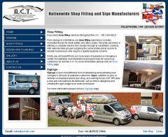 A.C.T. Signs Website