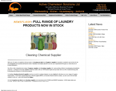 Active Chameleon's Website