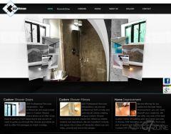 Home Improvement Company Website Design