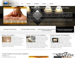 Chicago Construction Company Website Design