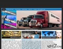 Logistic Company Website Design