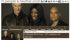 M People & Heather Small