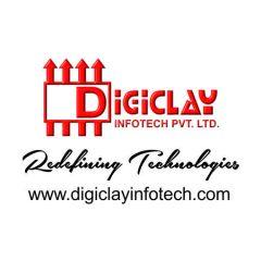 DigiClay Infotech logo Soft6ware development