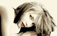 malena morgan beautiful eyes hair woman girl model