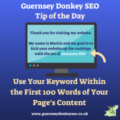 Guernsey Donkey SEO Tip Of The Day 2 a-min.png