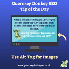 Guernsey Donkey SEO Tip Of The Day 5 a-min.png
